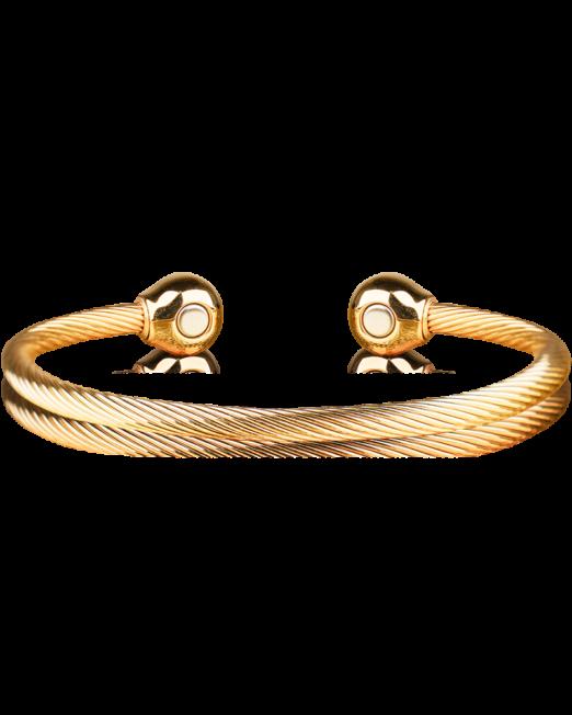 Bracelet Magnetique Or pour Homme