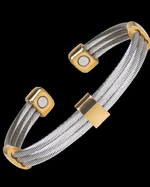 Bracelet Cable Sabona pour Homme