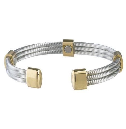 Sabona Bracelet Magnétique Câble Pour Homme
