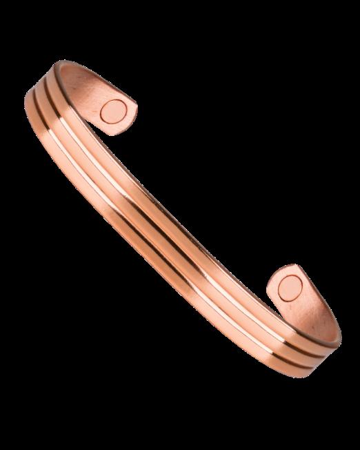 Bracelet Jonc Cuivre Anti-Douleurs