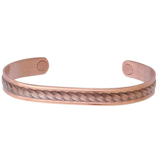Copper And Magnetic Bracelets