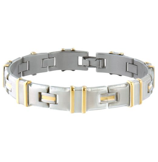 Executive Magnetic Men's Bracelet 252